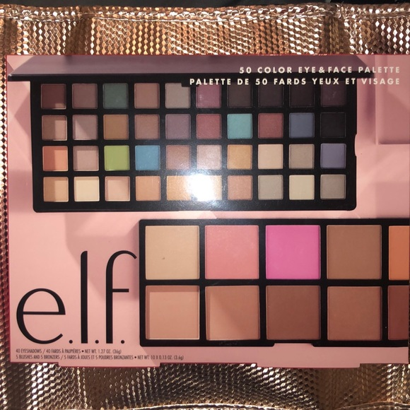 ELF Other - E.L.F: Eyeshadow Palette